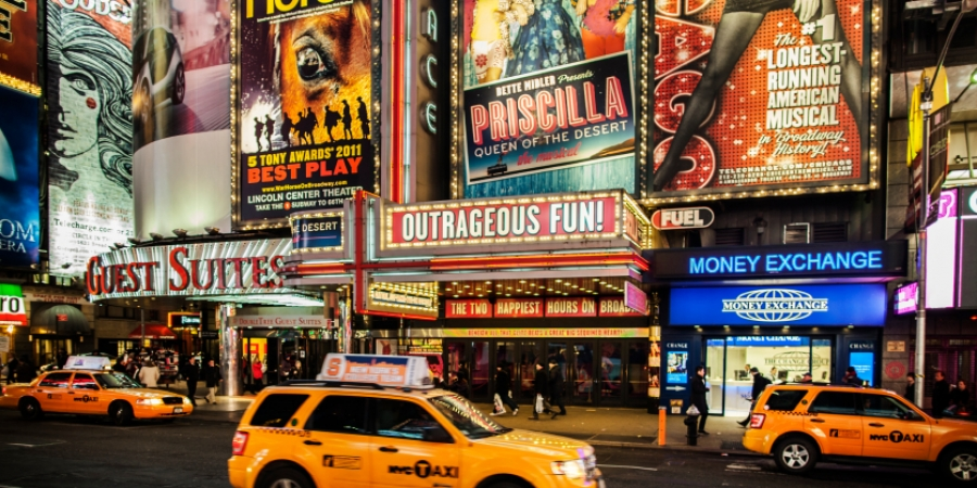 NYC Things to Do, See a Broadway Show