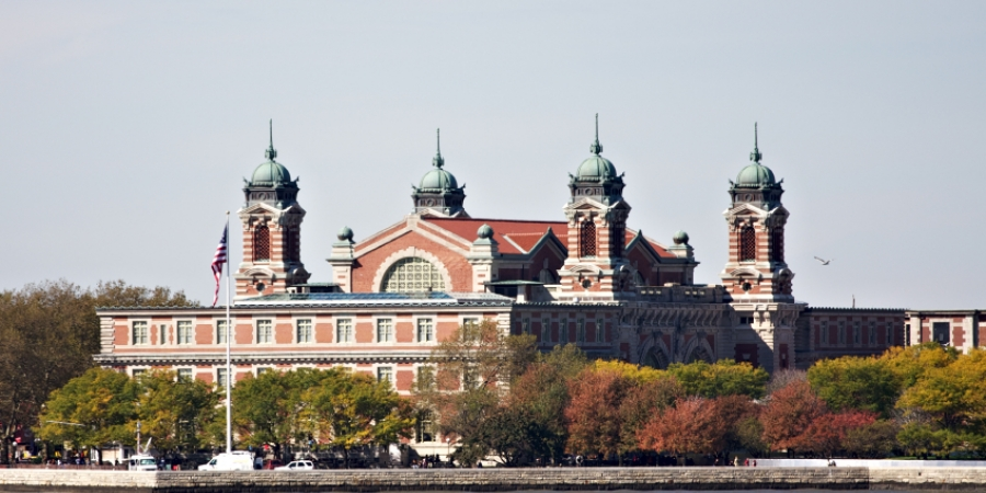 NYC Attractions, Ellis Island
