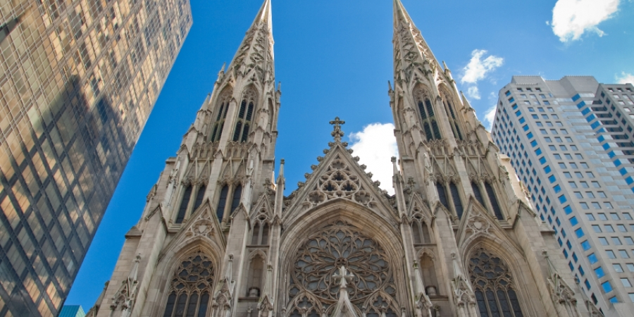 New York Attractions, St Patrick's Cathedral